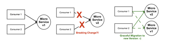 Breaking Change in Micro Services